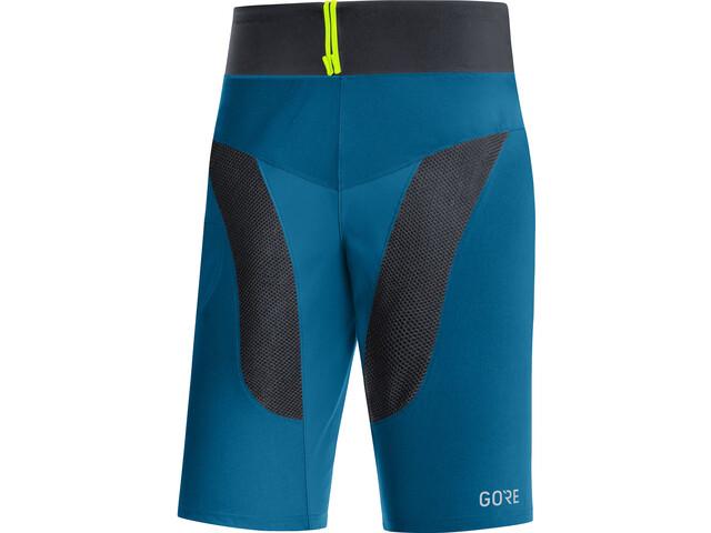 GORE WEAR C5 Trail Light Pantalones cortos Hombre, azul